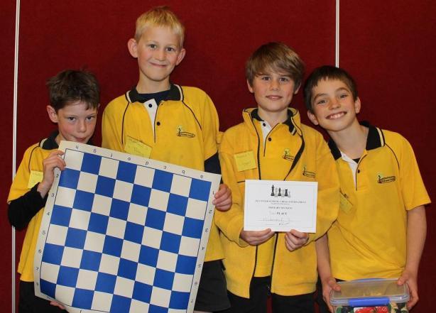 Interschool Chess Primary Hukanui