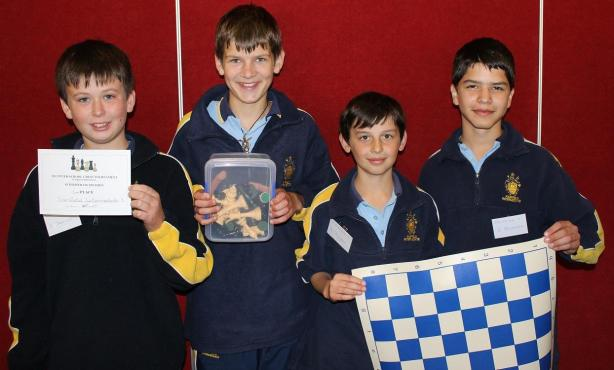 Waikato Interschool Chess Intermediate Fairfield